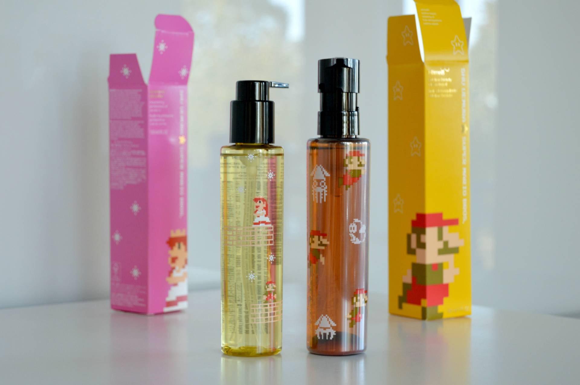 Nowości od Shu Uemury: kosmetyki Super Mario Brothers