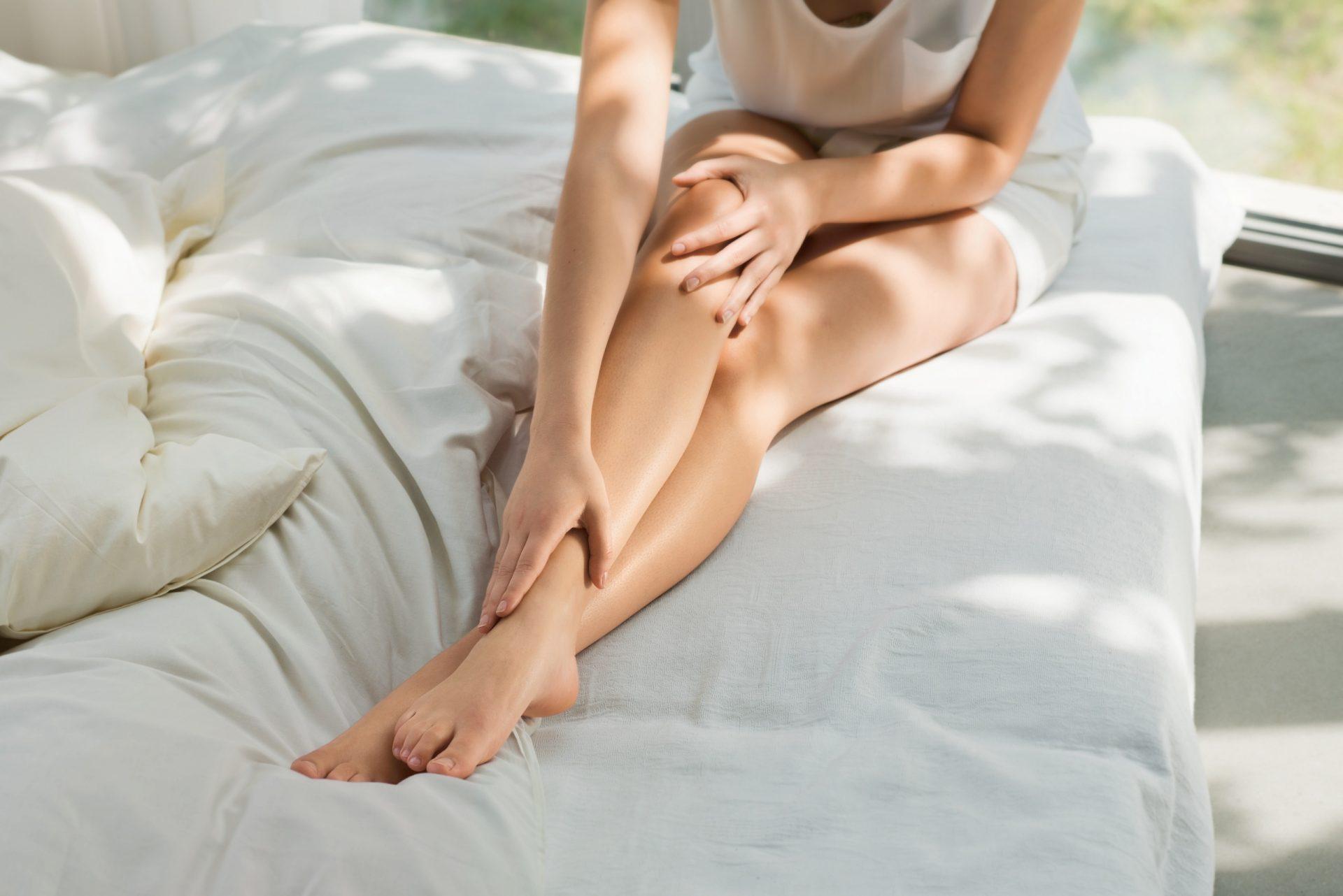Jesienne golenie nóg bez podrażnień i suchej skóry – mam na to sposób!