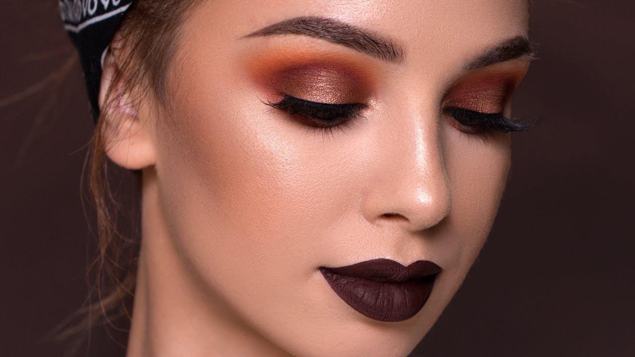 Trendy w makijażu. Co będzie modne tej jesieni?